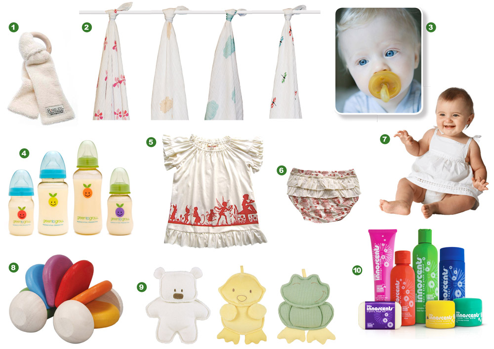 Gift guide for Itty Bitty Babies