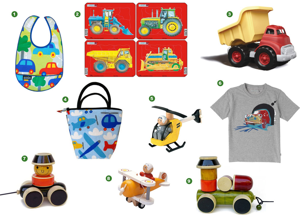 Gift ideas for locomotion lovers