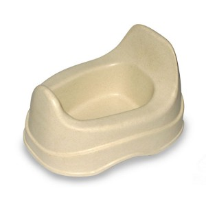 EcoLife biodegradable potty