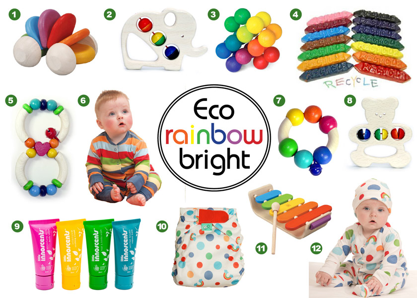 eco rainbow bright