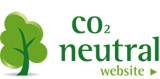 We are a Carbon Neutral Website