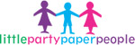 Little Party Paper People