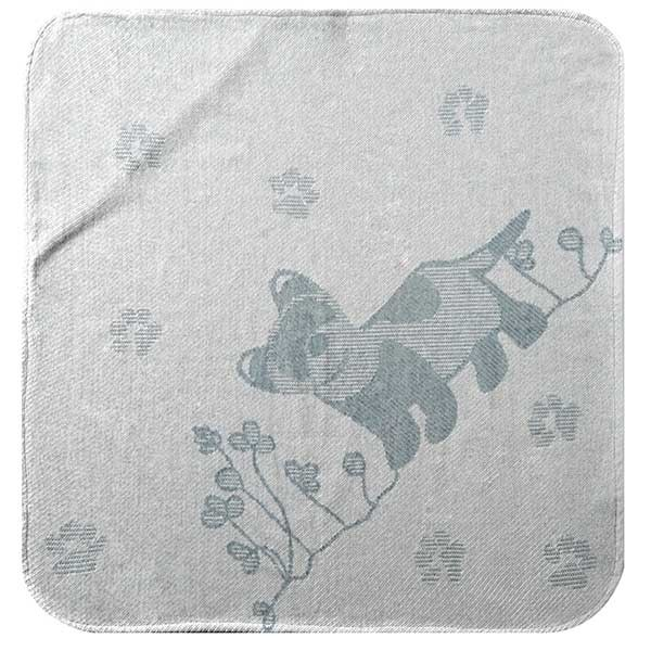 Breganwood Organic Towel - Prairie Collection - Grey