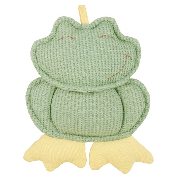 Dandelion Frog Rattle