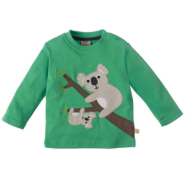 Frugi Koala Bear T-Shirt