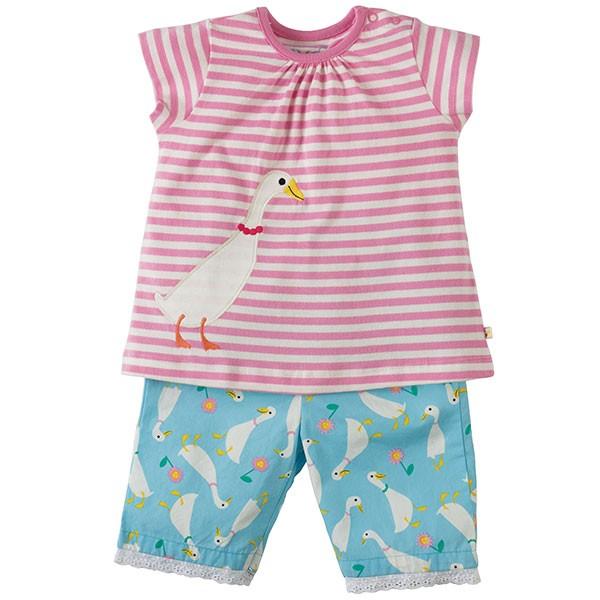 Little Peony Pyjamas