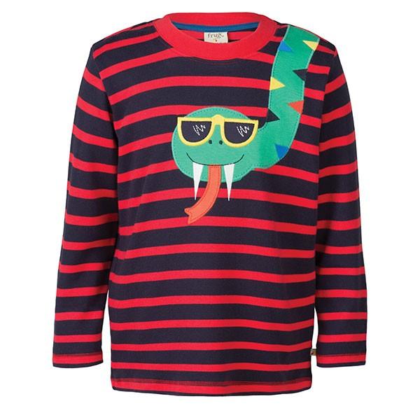 Frugi Organic Discovery Snake T-Shirt