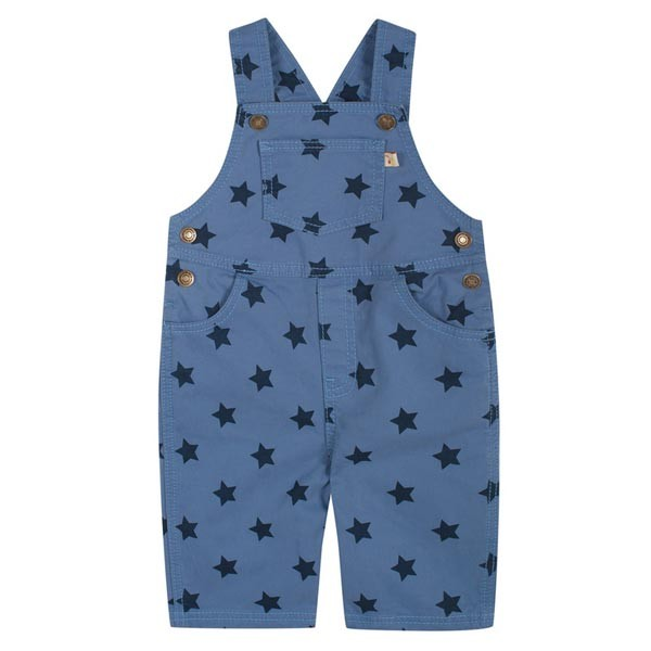 Frugi Organic Overalls - Stars