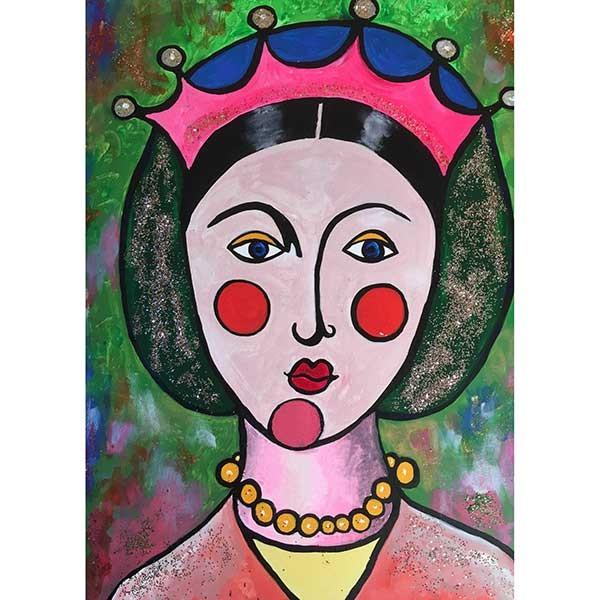 Granny Liz Card - Martha's Princess