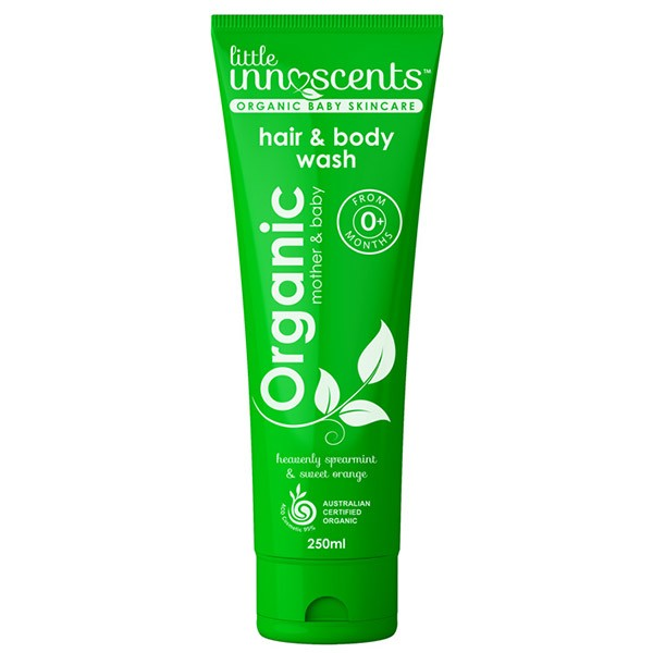 Little Innoscents Hair and Body Wash