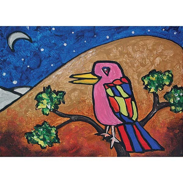 Granny Liz Card - Kookaburra sings in the morning