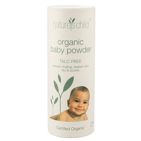 Natures Child Baby Powder