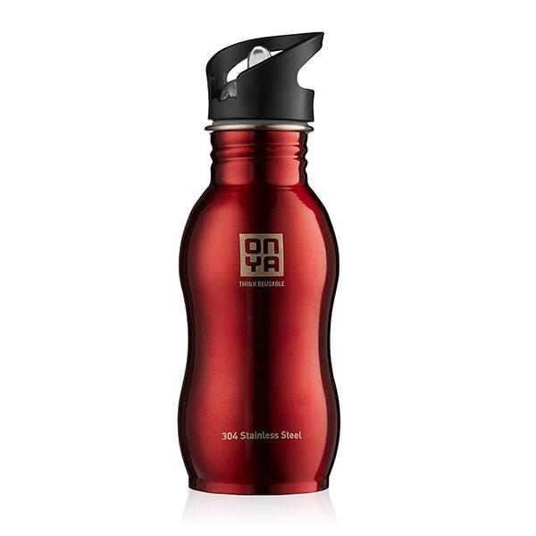 Onya 500ml Bottle - Red