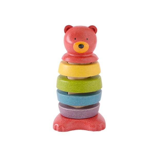 Plan Toys Stacking Bear