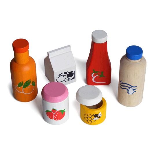 Plan Toys Food and Beverage Set