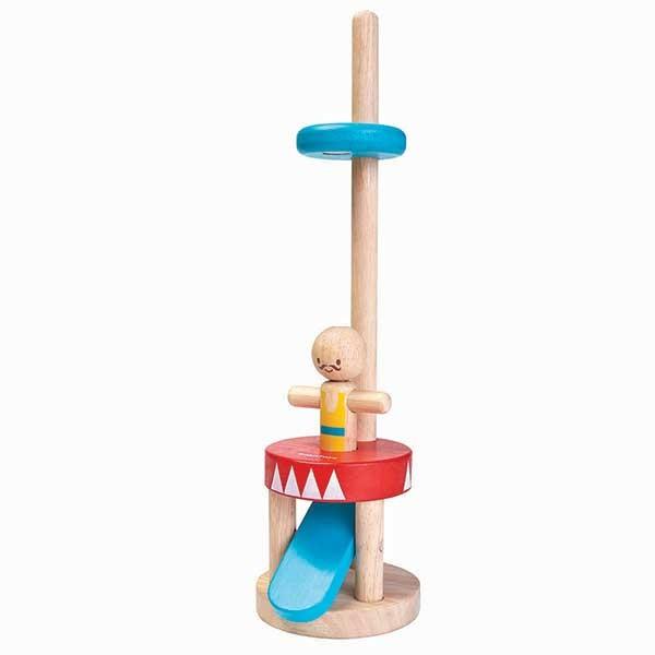 Plan Toys Jumping Acrobat