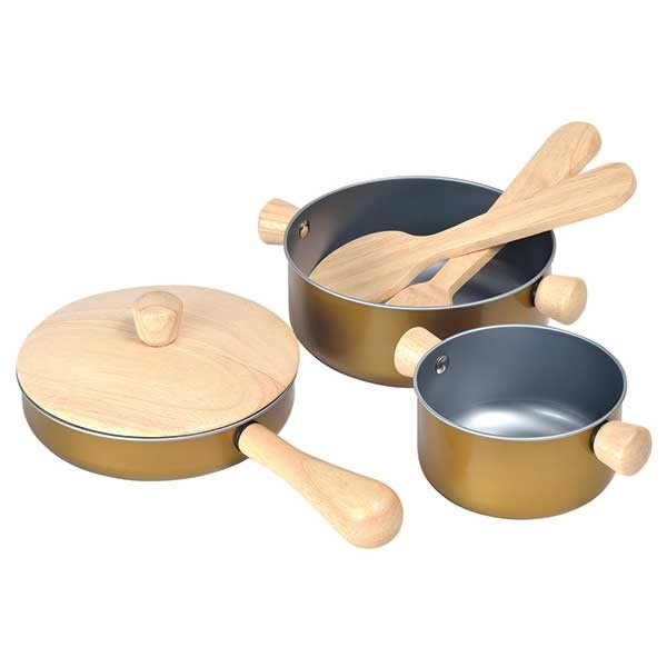 Plan Toys Cooking Pots