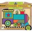 Choo Choo Train Wooden Puzzle