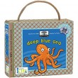 Deep Blue Sea - Book and Puzzle