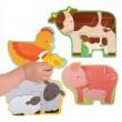 Beginner puzzle – Farm Babies