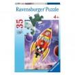 Ravensburger Rocket Boost Puzzle (35 pieces)