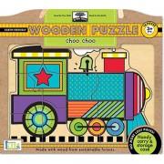 Green Start Puzzle - Choo Choo Train