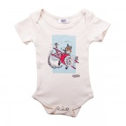 Burton the Brave (Flying) Onesie