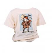 Burton the Brave (Portrait) Organic T-shirt