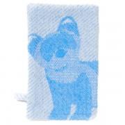 Breganwood Bath Mitt - Blue