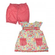 Floral Playsuit Set