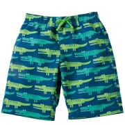 Frugi Boardshorts - Crocs Rock