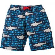 Frugi Boardshorts - Sneaky Sharks