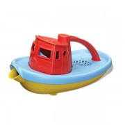 Green Toys Tugboat (Red)