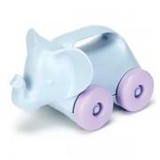 Green Toys Elephant Push Toy