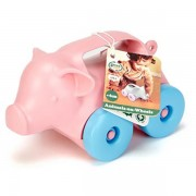 Green Toys Pig Push Toy
