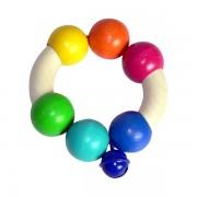 Hess Spielzeug Rainbow Rattle