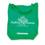 Itty Bitty Greenie Tote Bag