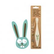Jack N' Jill Biodegradable Toothbrush - Bunny
