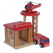 kit pax fire station set