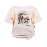 Morgan the mischievous (Picnic) Organic T-shirt