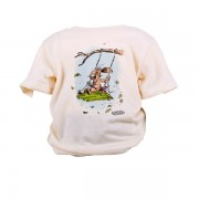 Morgan the mischievous (Swing) Organic T-shirt