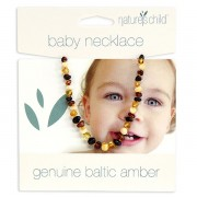 Baltic Amber Necklace - Mixed