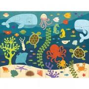 petitcollage Ocean Life Floor Puzzle