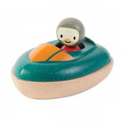 Plan Toys Speed Boat and Driver