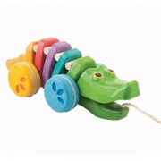 Plan Toys Rainbow Alligator