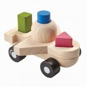 Plan Toys Puzzle Plane