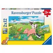 Ravensburg Baby Farm Animals Puzzle