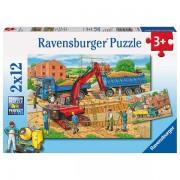 Ravensburger Busy Construction Site Puzzle