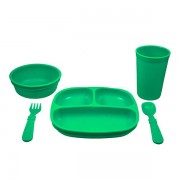 Re-Play Dinnerset - Kelly Green