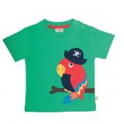 Frugi Organic T-Shirt Parrot